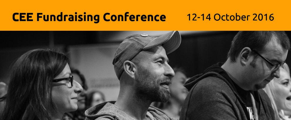 Registrujte sa teraz na CEE Fundraising Conference