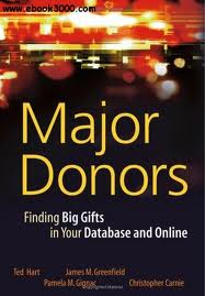 Major Donors: Finding Big Gifts in Your Database and Online
