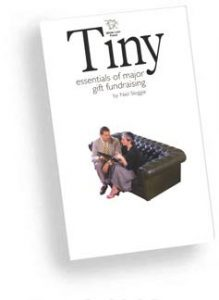 Tiny Essentials of Major Gift Fundraising