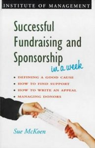 Successful Fundraising and Sponsorship in a Week